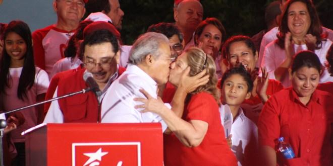 Fiesta en redes sociales por proclamación de gobernantes salvadoreños