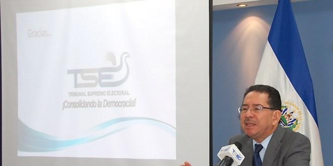 TSE desvirtúa acusaciones de ARENA sobre voto  de reos en presidenciables