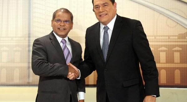 Oscar Ortiz reafirma compromiso  de construir gobierno de unidad nacional
