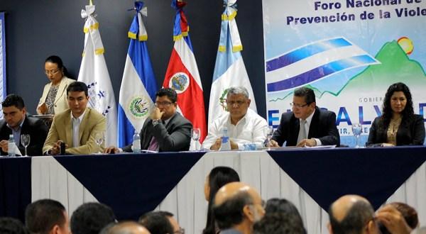 Centro América unida para erradicar la violencia de la región