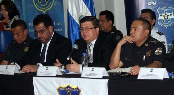 PNC presenta balance oficial de diversos delitos en todo el país