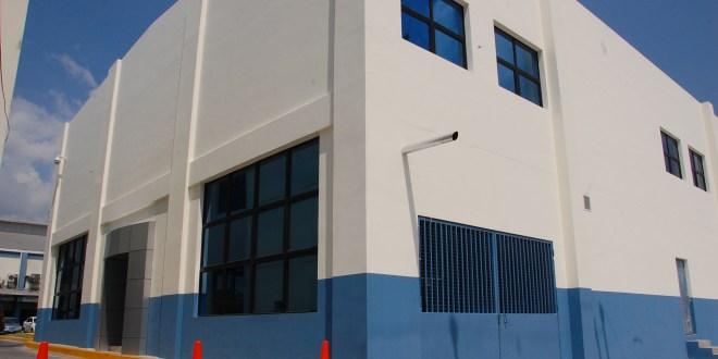 CNR inaugura edificio de almacenes generales