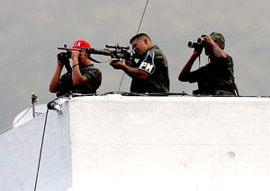 Senador estadounidense miente y manipula sobre situación en Venezuela