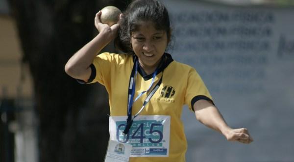 Atletas con discapacidad listos  para competencias nacionales