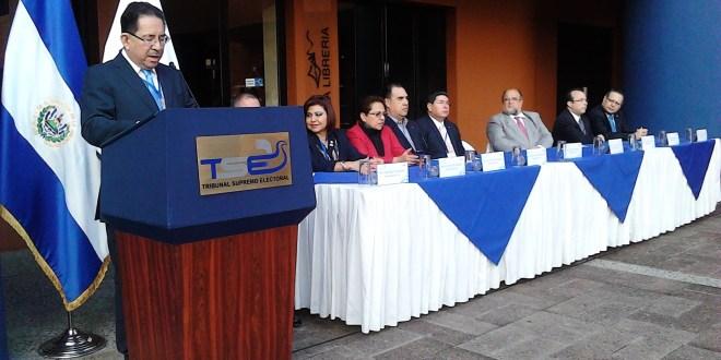 TSE insta a ciudadanos a ejercer el sufragio