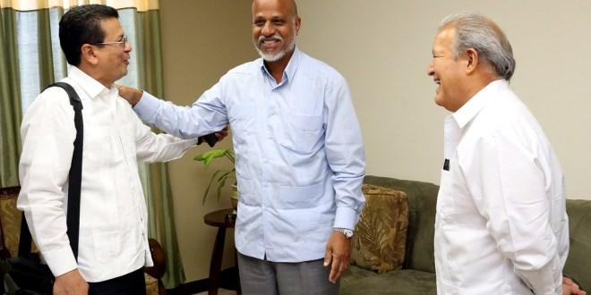 Belice y El Salvador podrían ser grandes aliados, considera Primer Ministro Barrow