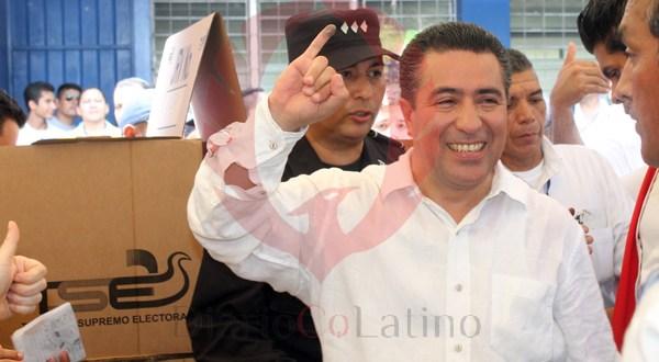 Portillo Cuadra dijo que aceptaría resultados de las elecciones