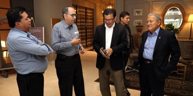 Sánchez Cerén sostendrá reunión  con Secretario de Estado estadounidense