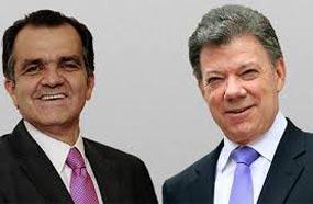 Presidencia colombiana se decidirá en segunda vuelta
