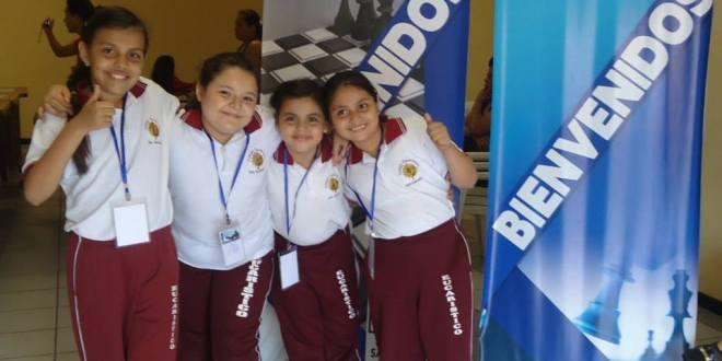 El Salvador capital panamericana del Ajedrez Escolar
