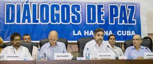 FARC y gobierno colombiano dan nuevo paso a la paz con acuerdo sobre drogas