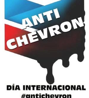 Varios países del mundo promueven el Día Internacional #AntiChevron