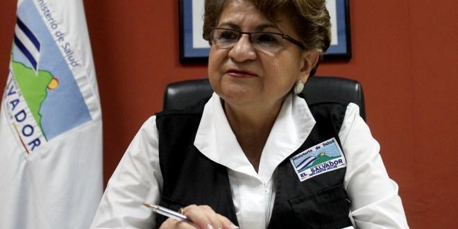 """""""Este gobierno trabajará con planificación absoluta"""" : Ministra Violeta Menjívar"""
