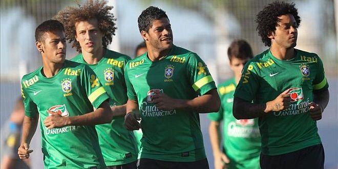 Brasil inicia recta final de preparación hacia el Mundial