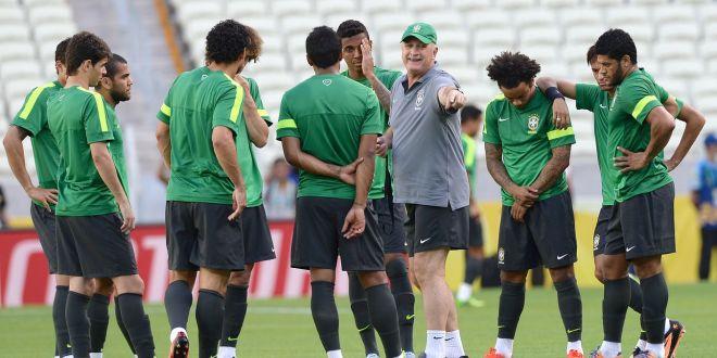 Brasil encara su partido número 100 rodeado de sospechas