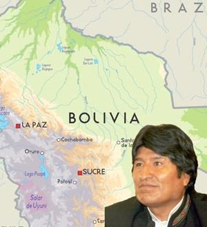 Bolivia logra drástica reducción de sus cocales sin intervención de la DEA