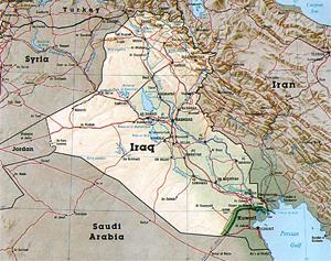 El ejército iraquí trata de retomar la iniciativa en Irak
