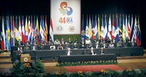 Ecuador busca revivir debate sobre reforma de CIDH en Asamblea de la OEA