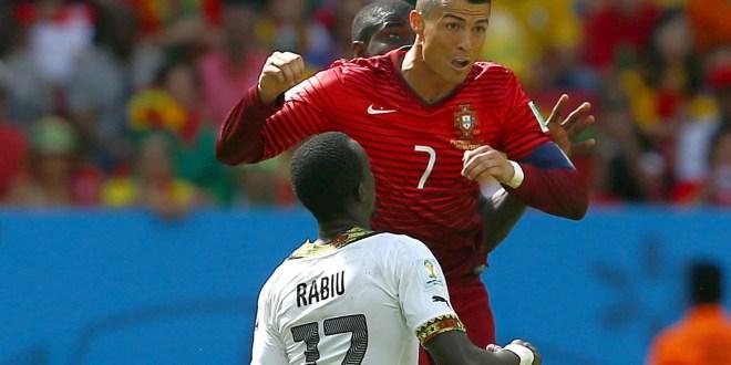 Portugal y Cristiano Ronaldo dicen adiós a Brasil con 2-1 ante Ghana