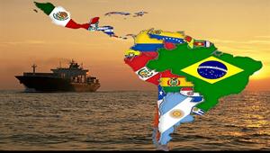 Movimiento de carga en puertos crece 1,7% en 2013 y confirma desaceleración del comercio exterior de la región