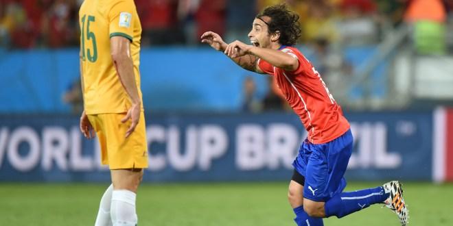 Holanda humilla a España, y México y Chile dan paso clave en jornada de polémica con los árbitros