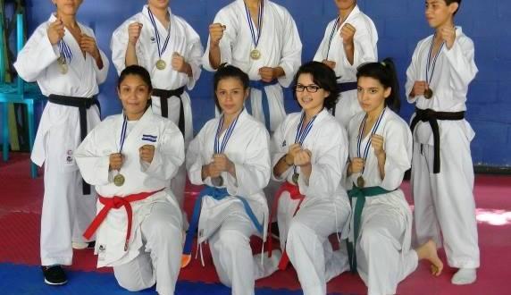Selección Juvenil de Karate lista para CODICADER