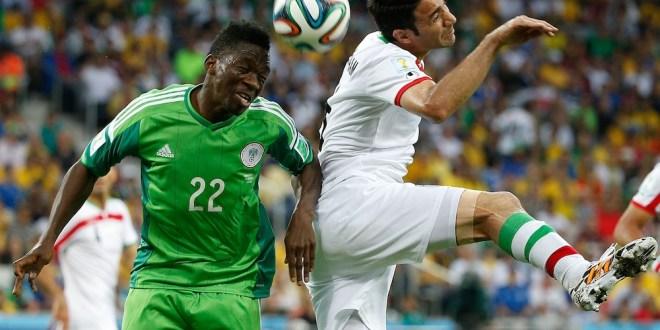 Nigeria e Irán protagonizan el primer empate del Mundial