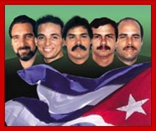 Esfuerzo común en Washington por libertad de antiterroristas cubanos