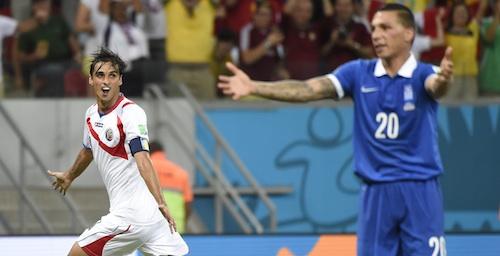 Costa Rica vence a Grecia en penales y pasa por primera vez a cuartos