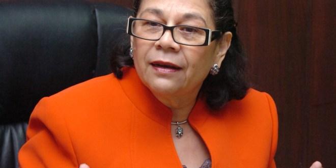 Fallece magistrada de la CSJ