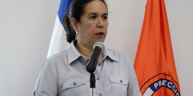 """""""La actividad de un volcán puede durar años"""": Lina Pohl"""