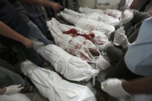 Israel prosigue ofensiva en Gaza; ONU acusa a Israel de desafiar la ley internacional