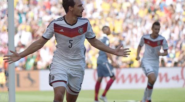 Alemania revive ante Francia y se mete en semifinales