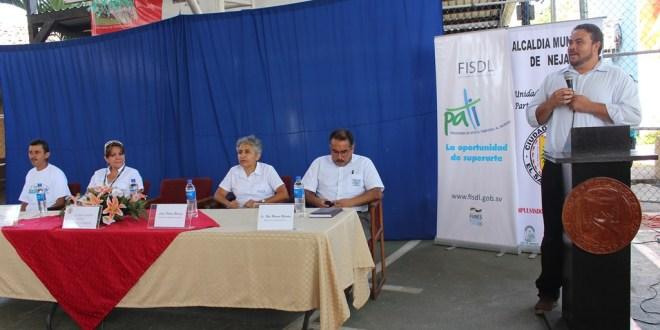 Integran en proyecto PATI al municipio