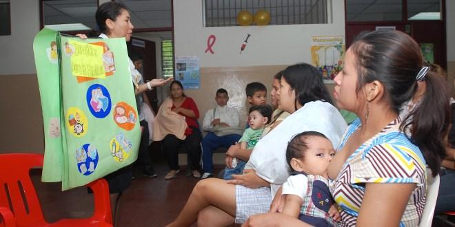 """Organizaciones sociales a favor de la """"Lactancia Materna"""""""