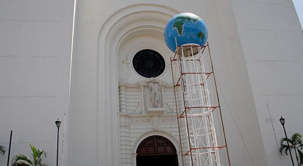 Iglesia católica invita a feligreses celebrar fiestas titulares en honor al Divino Salvador del Mundo