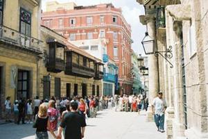 Destino Cuba alcanza dos millones de turistas