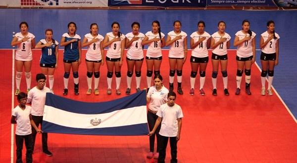 Féminas de Voleibol Sala en sexto lugar