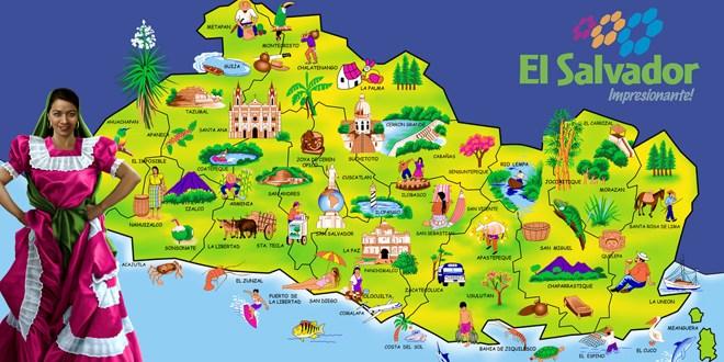 El Salvador: Recorre, disfruta y vive tu país