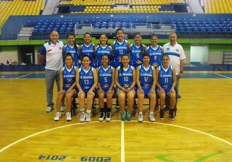 Selección femenina de baloncesto U-18 viaja a Estados Unidos