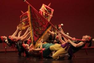 El Teatro de Danzas Folklóricas de Taipei se fundó en 1988, fue la primera compañía profesional con el objetivo de promover y preservar las danzas tradicionales de su país.