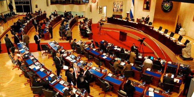 El trabajo de la Asamblea Legislativa en 2014