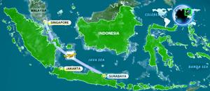"""Avión de AirAsia desaparecido podría estar """"en el fondo del mar"""" en Indonesia"""