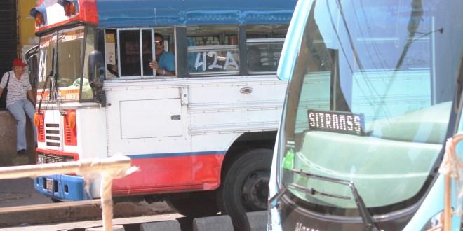 El SITRAMSS inicia modernización  del transporte colectivo