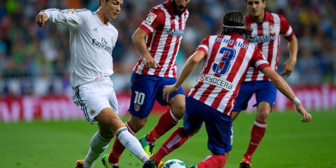Atlético vs. Real Madrid, duelo grande en la Copa del rey