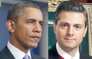 Seguridad y migración en la agenda del encuentro Peña Nieto-Obama