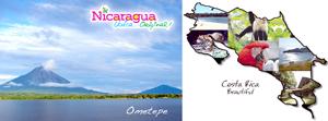 Turismo crece en Nicaragua y Costa Rica