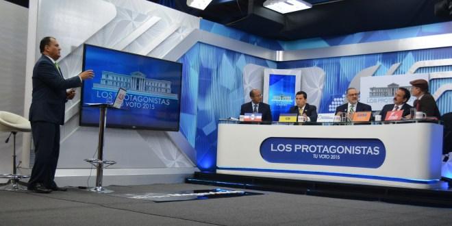 Loa Protagonistas llegan a canal 21