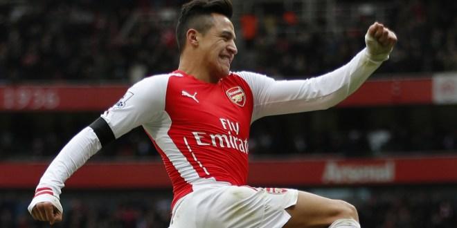 Alexis Sánchez lidera al Arsenal  y Southampton supera al United