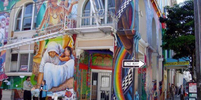 Brigada Cultural Roque Dalton de San Francisco